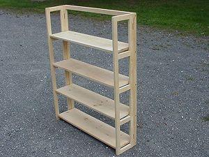 Folding shelf for How to make display shelves for craft show